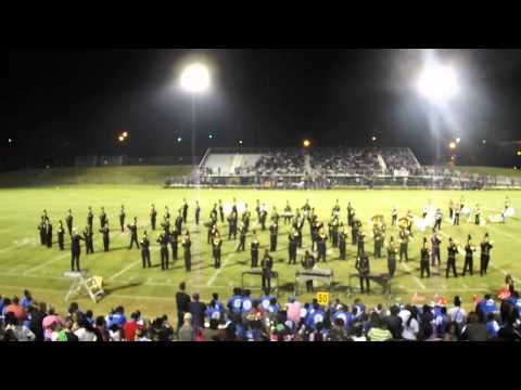 Alcovy High School Marching Band- 2013