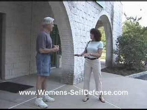 Women Self Defense - Assertive Verbal Skills