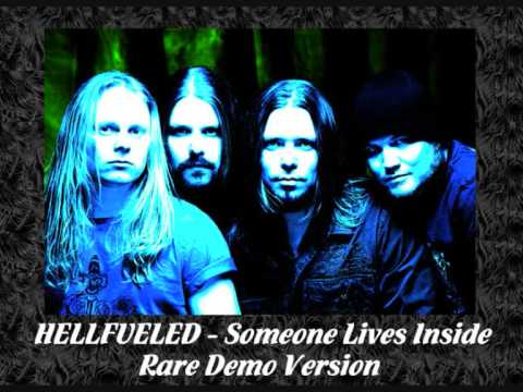 Hellfueled - Someone Lives Inside