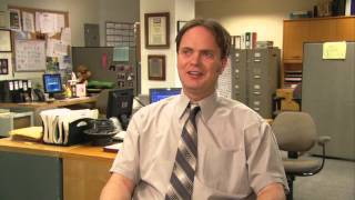 Rainn Wilson's 'The Office' Series Finale Interview - Celebs.com