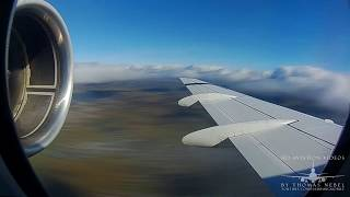ᴴᴰ ✈ Fokker 100 - FULL FLIGHT - Trade Air - Nantes-Toulouse