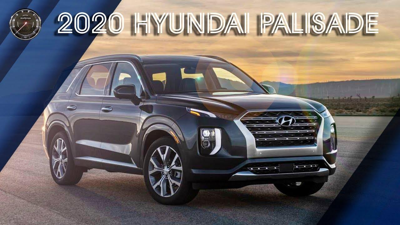 Новый 2020 Hyundai Palisade | ОБЗОР Хендай Палисад 2020