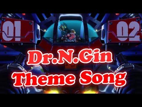 Dr.Gin Theme Song (Crash 2) | Crash Bandicoot N.Sane Trilogy