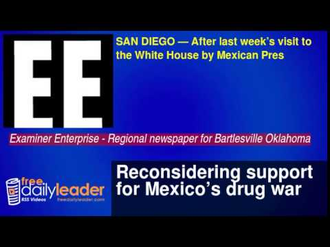 Reconsidering support for Mexico's drug war