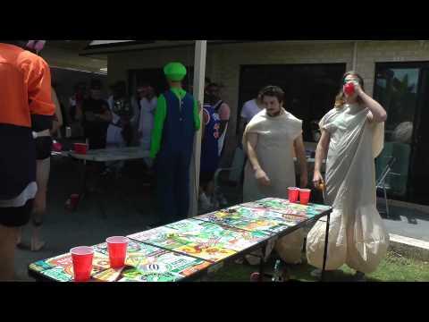Ellenbrook Beer Pong Championship 2014