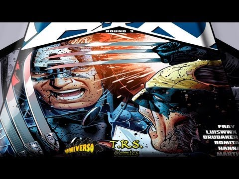 Avengers vs X-Men [Español] Round #3