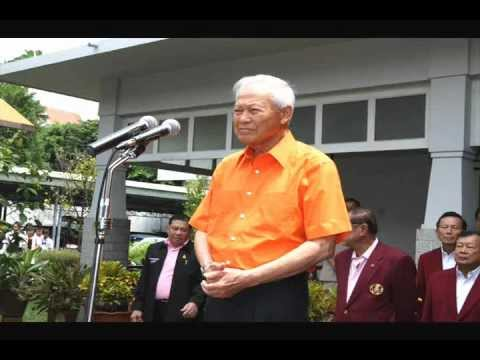 Thailand's Privy Council President Prem Tinsulanonda