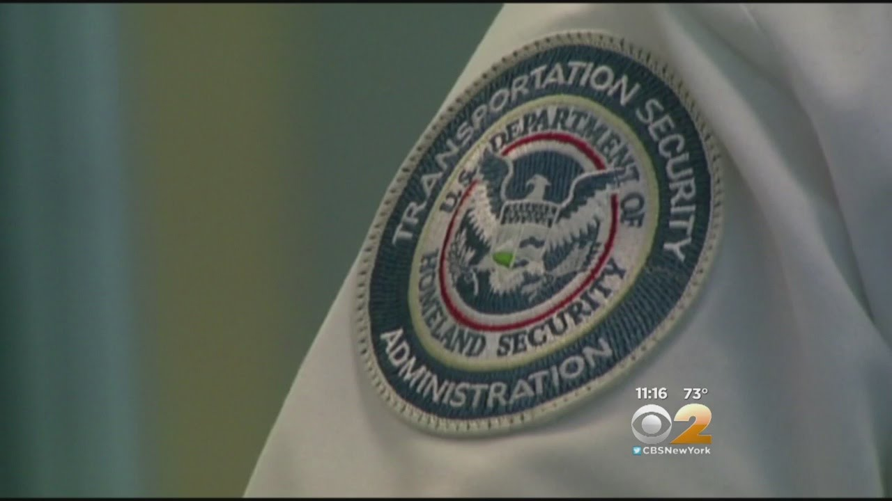 TSA Agent Accused Of Misconduct