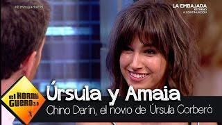 download musica Úrsula Corberó confiesa cómo es trabajar con su novio en La Embajada - El Hormiguero 30