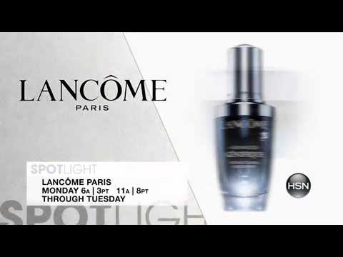 Lancôme Gives Back On Genefique Day with HSN and St. Jude