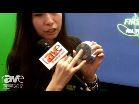 ISE 2017: eyefactive Demonstrates Multi-touch Software