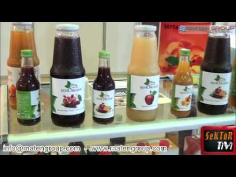 Fruit Drops, Juice Flavors, Glass Bottle, Tatra Packing Type, Maten Group, Turkey