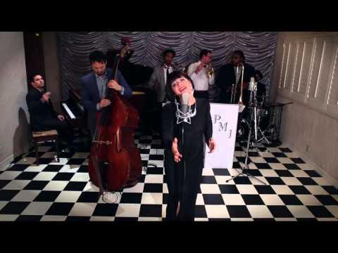Here - Peggy Lee - Style Postmodern Jukebox Alessia Cara Cover ft. Aubrey Logan