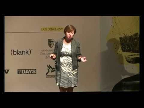 Arts, Culture, Media and the Arab Spirit - Dr Cynthia Schneider - BOLDtalks 2012