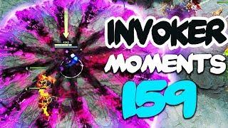 Dota 2 Invoker Moments Ep. 159