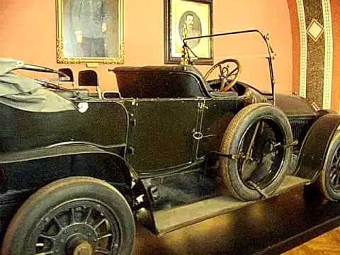 Archduke Franz Ferdinand display