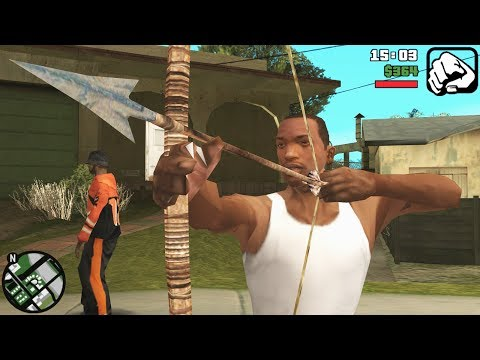 GTA San Andreas Best Cleo Mods