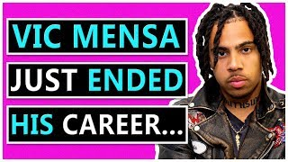 Vic Mensa Just Destroyed His Reputation...