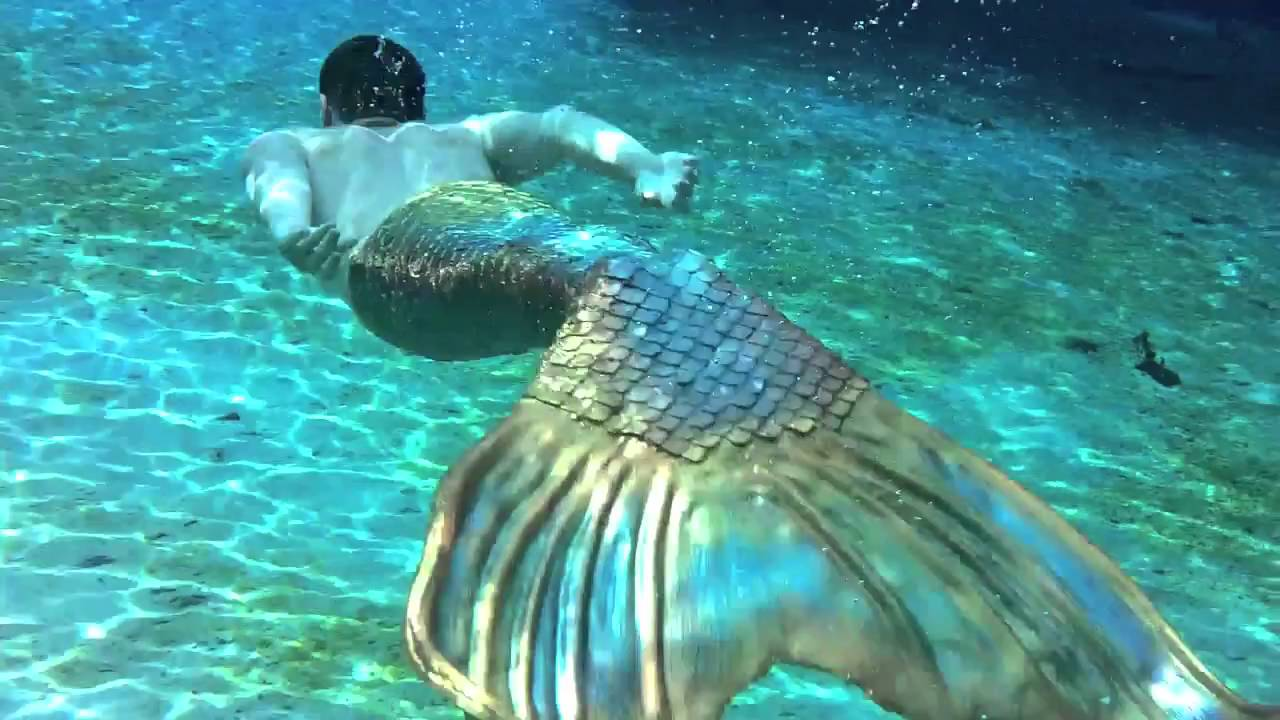 Real Mermaid Tail New Silicone Mermaid Tail