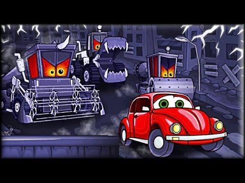 Car Eats Car 2: Mad Dreams - Game Walkthrough (all levels)
