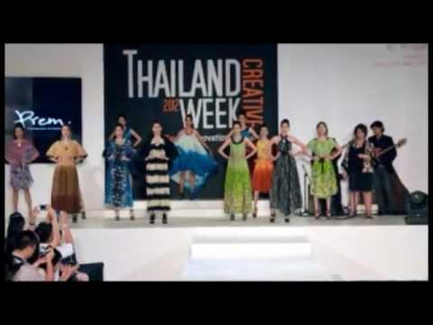 Akara fashion show @ Thailand Creative Week 2012