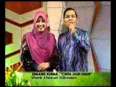 Promo Semanis Kurma - Cinta Jauh Umur (raudhah)  Tv9! (3 2 2011) video