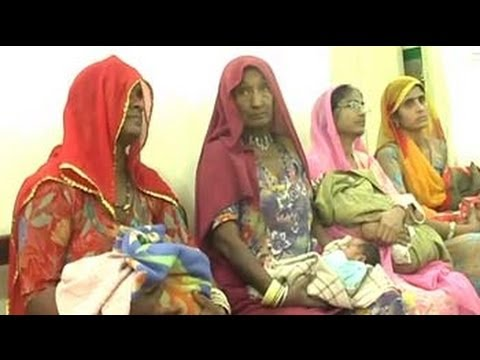 No Place For Girls In Rajasthan? video