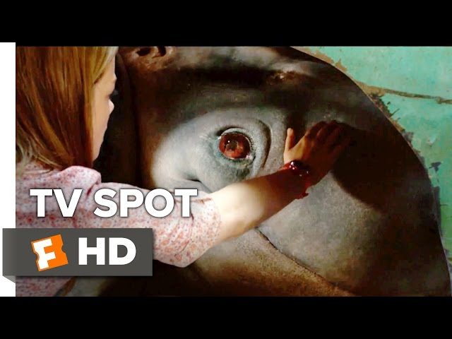 Monster Trucks TV SPOT - Friends (2017) - Lucas Till Movie