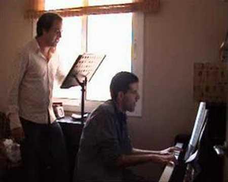 Henry Slim - Si a Arabia tu vas ( Aladdin, Piano & Voice )