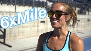 Workout Wednesday: Rachel Schneider Slaughters Mile Repeats