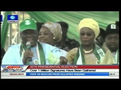 2015 Presidential Election: North Central Region Endorse Jonathan