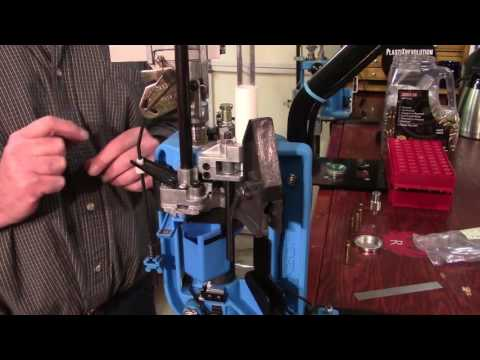 Dillon XL650. 223/5.56. Video 67. Adjusting the Dillon Sizing Die for Proper Case Gauge Fit