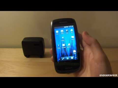 Archos 35 Smart Home Phone hands-on