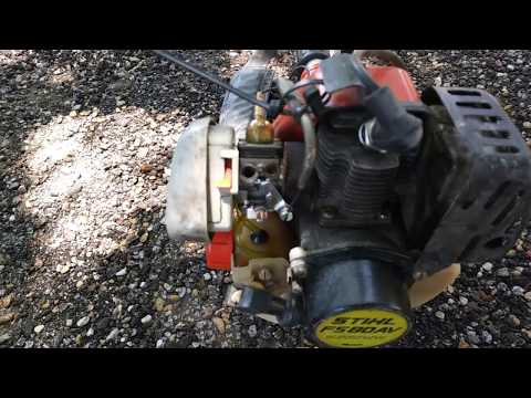 Replace\upgrade old fs80 carb