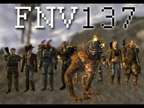 Fallout New Vegas Modded - Part 137