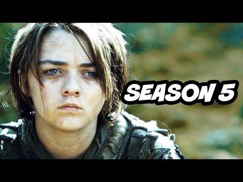 Game Of Thrones Season 5 Predictions