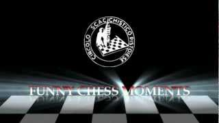 Funny Chess Moments 2 - Krush vs Zatonskih - Flying King - Il Re Volante