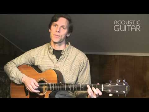 Lesson Guitar - Cross Positions For Cross-picking Exercise