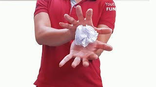 4 Crazy Magic Tricks To Impress Your Friends!