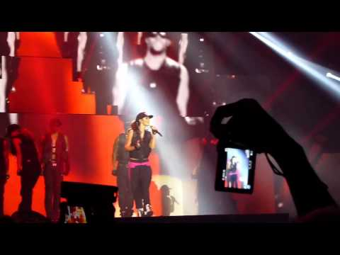 Cheryl Cole - Fight For This Love (Live at Manchester Arena)