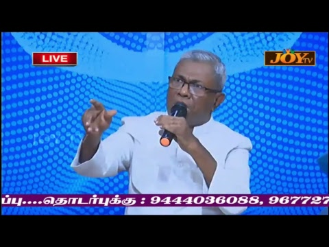 JOY TV Chennai Live || Gospel A.G. Church || 02.09.18