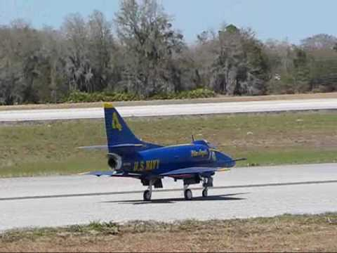 Florida Jets 2010 - Blue Angel #4 (RC)