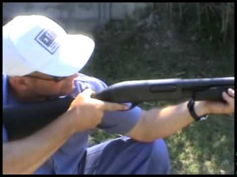 Test. Escopeta Remington 870 Express Magnum