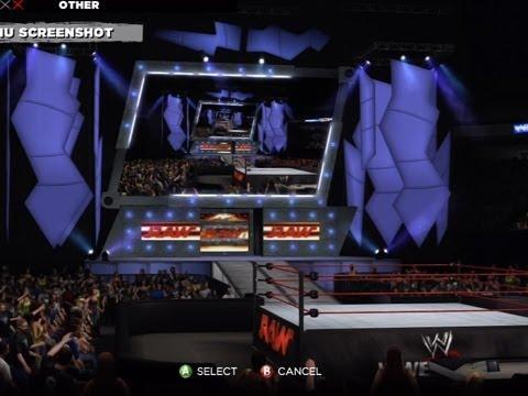 WWE '13 Community Showcase: WWE RAW 2003 (Xbo