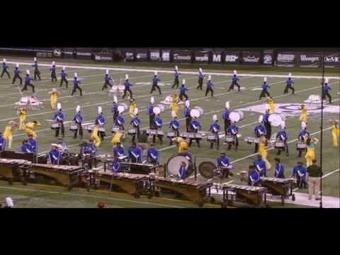 Top 10 Drum Breaks of DCI 2009