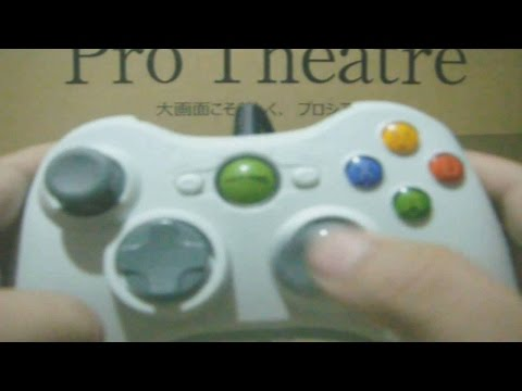 CDR-KING (Xbox 360 Gamepad) Unboxing and Review HD