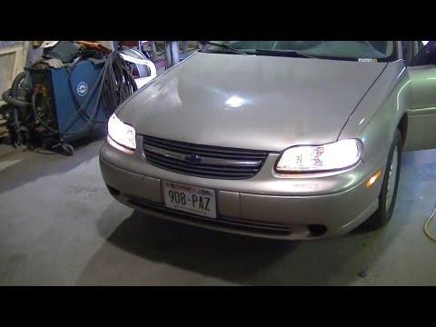2000 Chevy Malibu Headlight & Turn Signal Problem (Part 2 of 2)