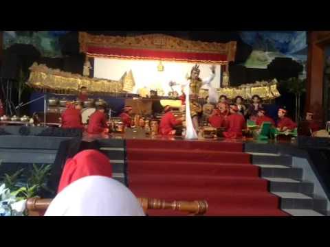 Anjungan jawa timur wedding