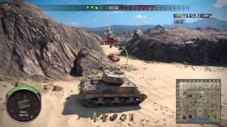 World of Tanks PS4 Sherman M4A3E2 Jumbo