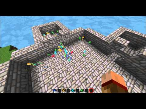 Minecraft: Warfeast Episode 2: Hungry Hungry Winners